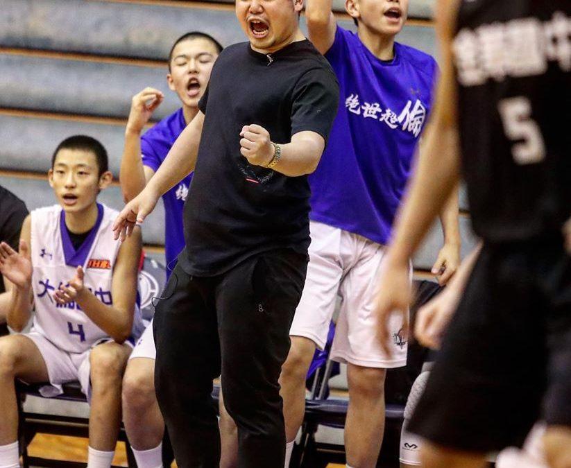 國中籃球甲級聯賽 – MVP冠軍獎杯